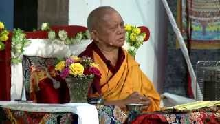 Lama Zopa Rinpoche | Full Oral Transmission of Golden Light Sutra | All 21 Chapters