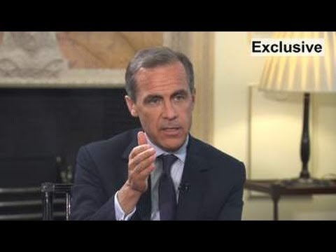 Mark Carney: 'House Prices Biggest Risk To Economy'