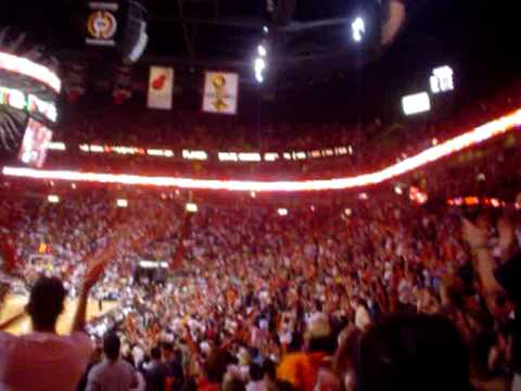 Miami Heat - American Airlines Arena