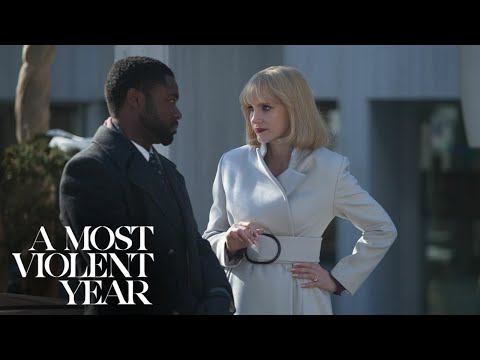 A Most Violent Year | Respect | Official Movie Clip HD | A24