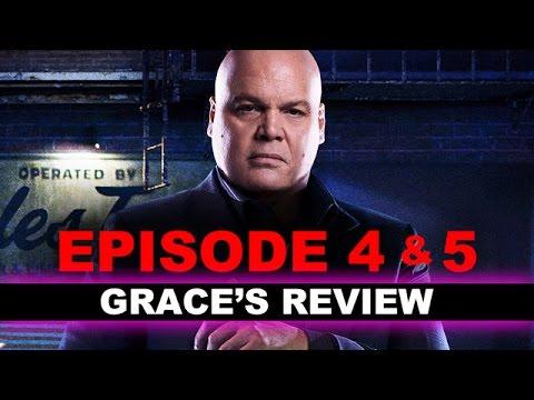 Netflix Daredevil Review - EPISODE 4 & 5 - Beyond The Trailer