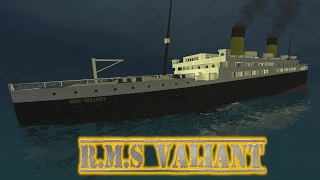 Sinking of the [R.M.S Valiant]