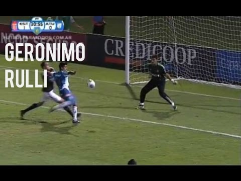 Geronimo Rulli : Mejores atajadas ● 2013/2014   HD  