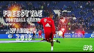Freestyle Football Skills - Warm Up 2016/2017  | 1080i |  #6