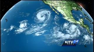 Aloha Friday weather forecast