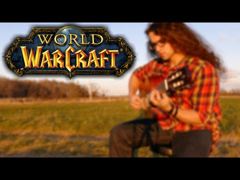 World of Warcraft - Stonefire (Classical Guitar Cover)