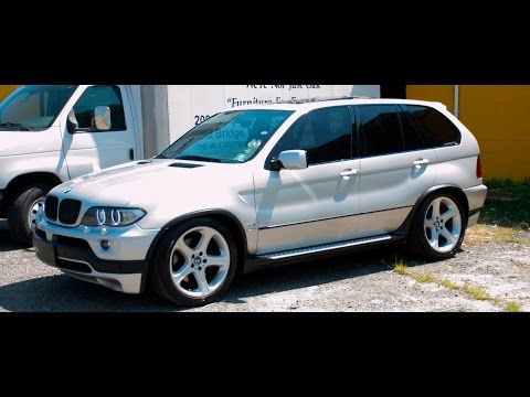 4.8 MONSTER || Bagged & Tuned BMW X5