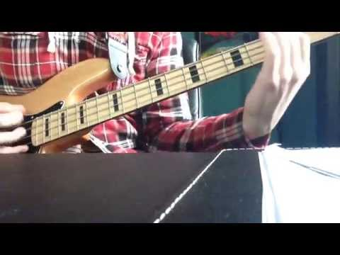 Jimi Hendrix - Purple Haze (Bass Cover)