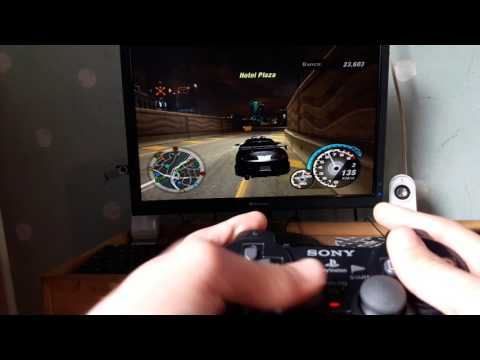 Adaptador PS2 a PC casero (LPT1) | Review - Test - Gameplay - Manual + Drivers
