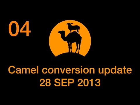 """The Camel"" RV conversion plumbing tour"
