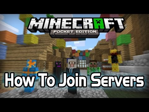 0.9.1 How To Join Minecraft PE Servers 0.9.0 0.9.1 0.9.2 1.0.0