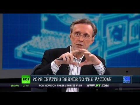 Full Show 4/8/16: Pope Francis Invites Bernie to the Vatican