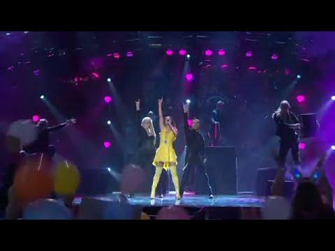 Linda Bengtzing - E det fel på mig - Melodifestivalen 2011 (Eurovision songcontest 2011 sweden)