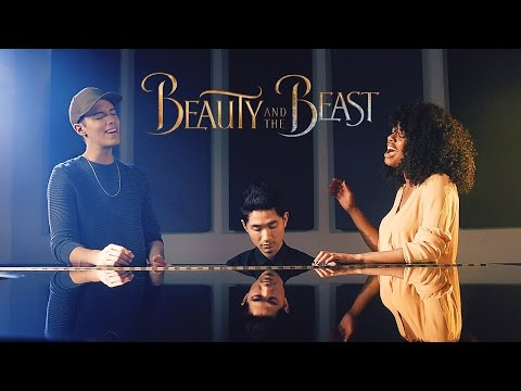 Beauty and the Beast - Leroy Sanchez & Lorea Turner  (Music Audio)