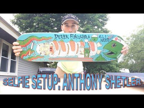 Selfie Setup Anthony Shetler