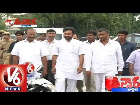 T BJP demand for Telangana Formation Day on 17th September - Teenmaar News