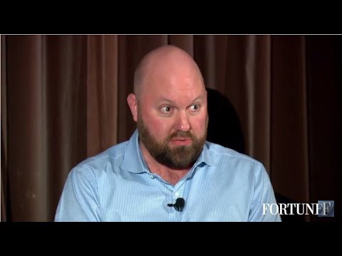 Marc Andreessen on innovation and diversity | Fortune