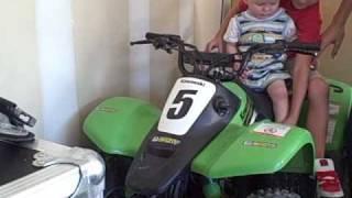 Surprise Bryton's new KTM