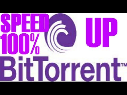 How to Speed Up Your BitTorrent 7.9.1 and Above Download Speed 100% WORKING