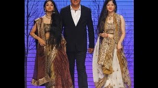 Download Anu Malik with his daughters Ada and Anmol Malik 3Gp Mp4