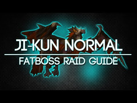 Ji-Kun 10 Man Normal Throne of Thunder Guide - FATBOSS