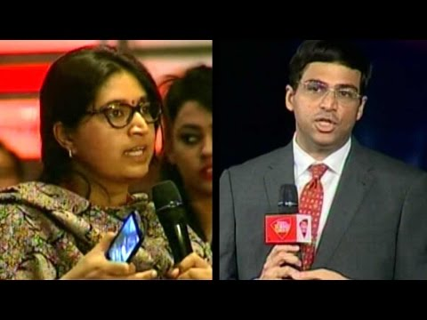 Viswanathan Anand: Checkmating Your Brain