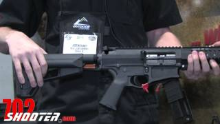 Core Rifle Systems Core30 Rifles @ 2013 SHOT Show