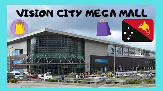 PAPUA NEW GUINEA, the SHOPPING MALL of VISION (in PORT MORESBY)
