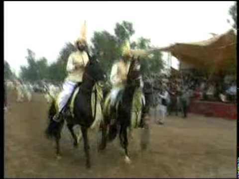 Sultan Muhammad Ali sultania awan club ( horses Nageena & mastana...