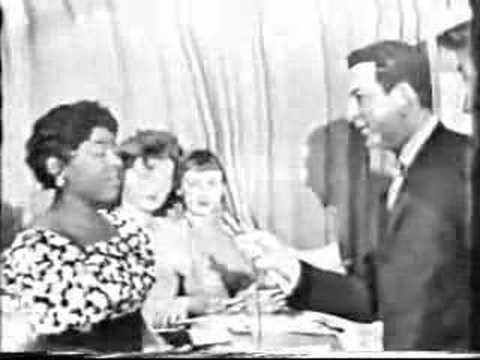 Milt Grant Show - LaVern Baker (Mon. 5/27/1957)
