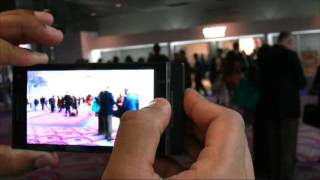 Hands-on with the Sony Xperia S