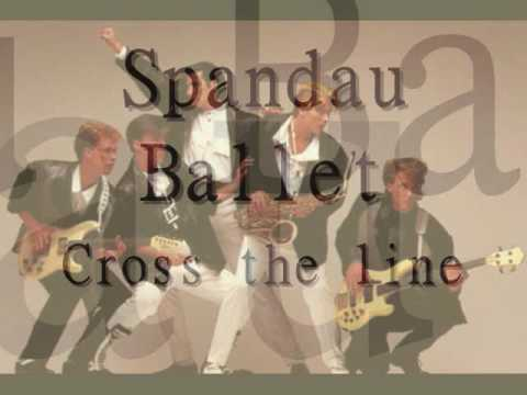 Cover image of song Cross the line by Spandau ballet