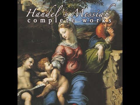 Handel - Messiah - by London Philharmonic (Complete Concerto/Full)