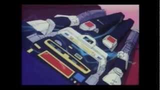 Saber Rider - Ramrod transforms in Bismarck