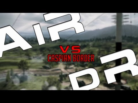 Campeonato Latino #Desempate - Caspian Border | AiR vs dR