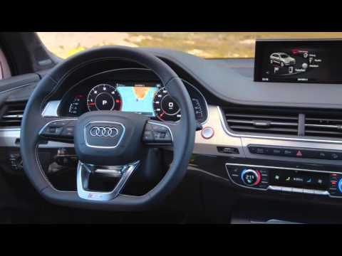2016 Audi SQ7 TDI - Interior Design | AutoMotoTV