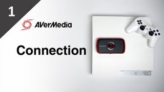 Connect PS3 and AVerMedia LGP (Live Gamer Portable)