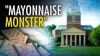 White Student Called 'Mayonnaise Monster' | Campus Unmasked