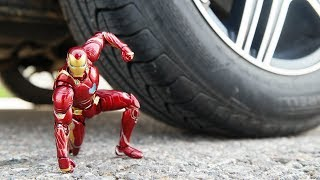 CAR VS IRON MAN 3