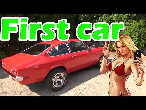 First car! Chevy vega walk around