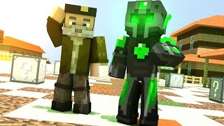 LUCKY BLOCKS DEL OESTE! - Willyrex vs sTaXx - Carrera épica Lucky Blocks