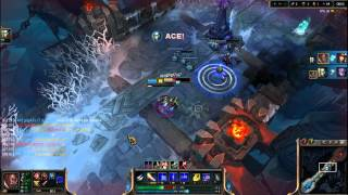 League of Legends gameplay Episode 1