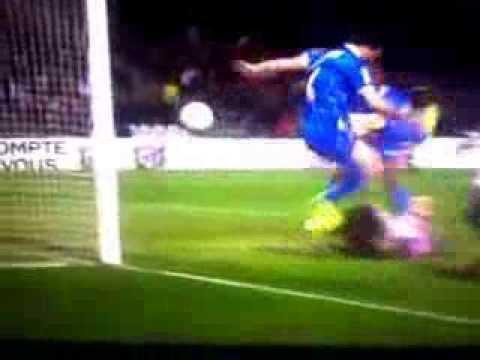 Bafetimbi Gomis Goal -  Lyon 2-0 Troyes - Coupe de la Ligue