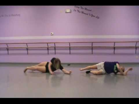 Jar of Hearts Lyrical Dance Practice