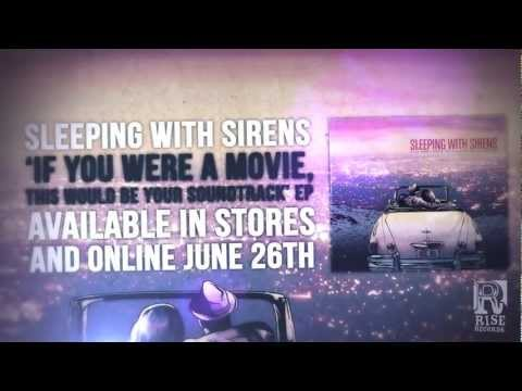 Sleeping With Sirens - James Dean And Audrey Hepburn