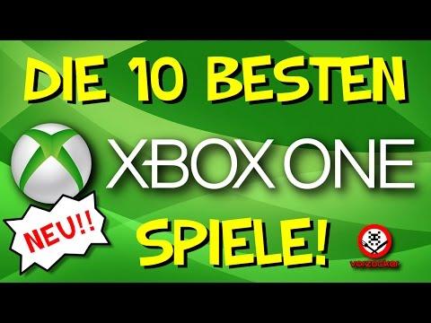 TOP 10: Die besten Spiele für Xbox One! - *NEU*