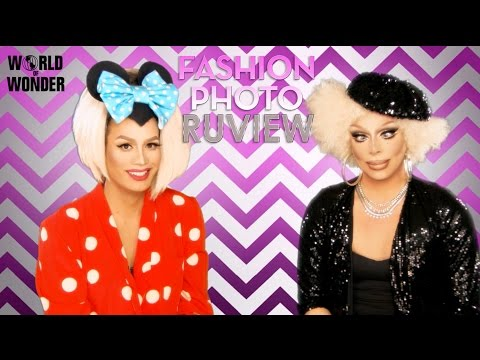 RuPaul's Drag Race Fashion Photo RuView with Raja and Raven: Social Media Ep 37