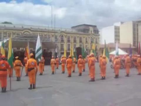 Oracion de la Defensa Civil Colombiana