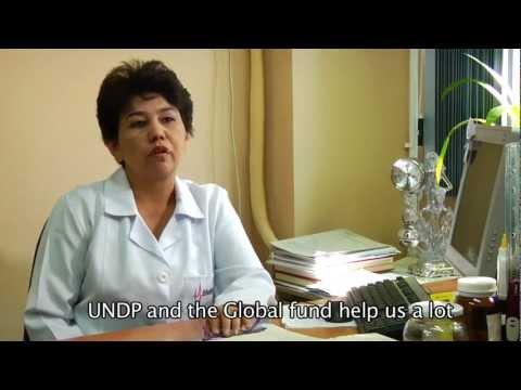 Uzbekistan - Fight Against HIV AIDS