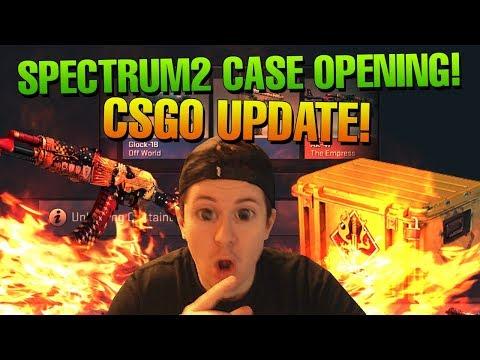 CS:GO Spectrum 2 Case opening von Brandon L. + Chinesen Update :^)